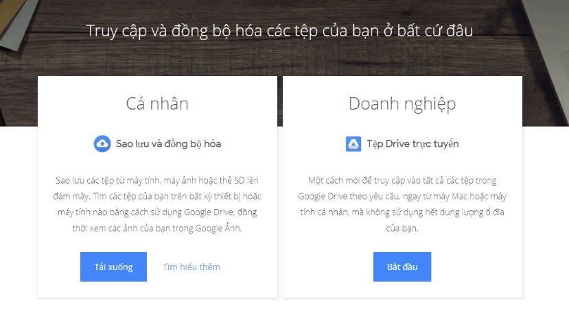 Google Drive File Stream là gì ?