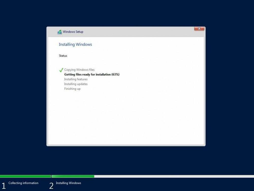 [MCSA 2019 Lab Series] Cài Đặt Windows Server 2019