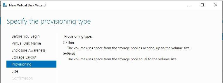 [MCSA 2019 Lab Series] Storage Spaces Windows Server 2019