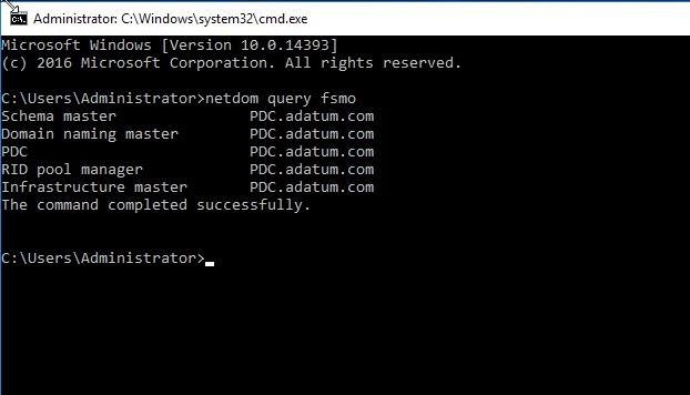 Di Chuyen Master Roles Windows Server 2019 1