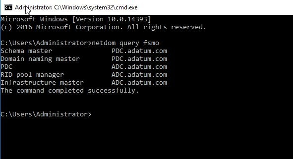 Di Chuyen Master Roles Windows Server 2019 10