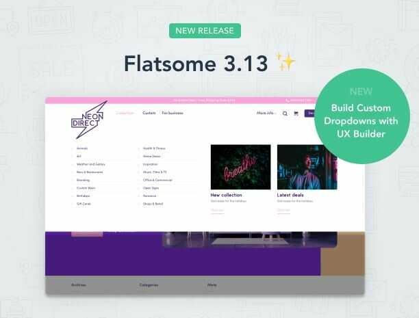 Flatsome 3 Optimized.13.0